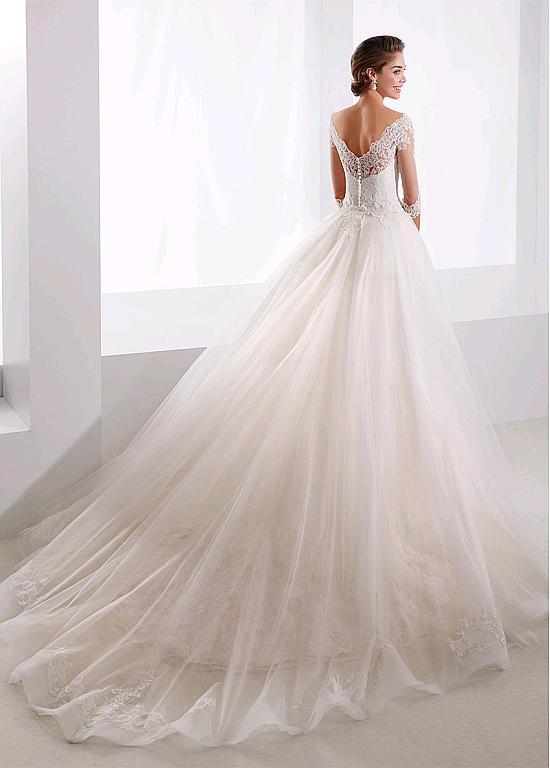 2 In 1 Wedding Dress Awesome Magbridal Glamorous Tulle V Neck Neckline 2 In 1 Wedding