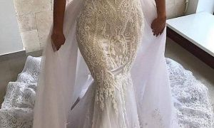 21 Fresh 2 In 1 Wedding Dress
