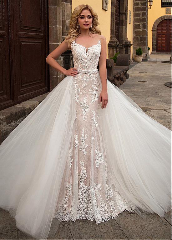 2 In 1 Wedding Dress Inspirational Pin On Wedding Dresses