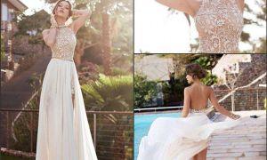 28 Awesome 2016 Beach Wedding Dresses