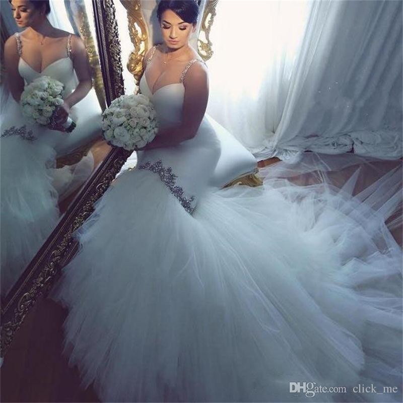 dresses for second wedding new african plus size wedding dresses with spaghetti straps beads of dresses for second wedding