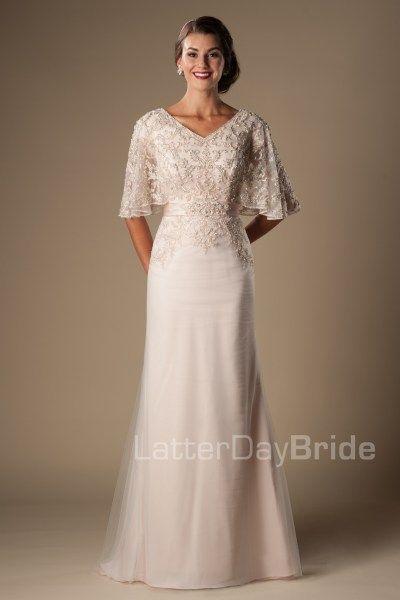 2nd Wedding Dresses for Older Brides Inspirational Primrose Modest Wedding Gowns From Gateway Bridal