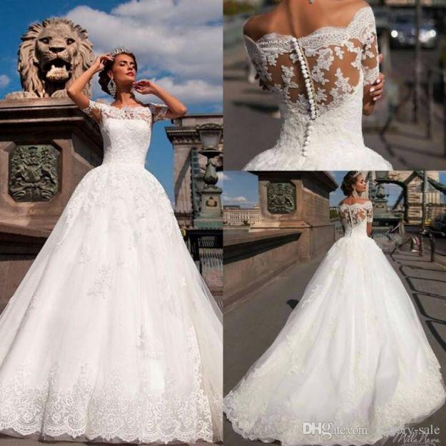 long dress to a wedding beautiful trendy long sleeve wedding dress into i pinimg 1200x 89 0d 05