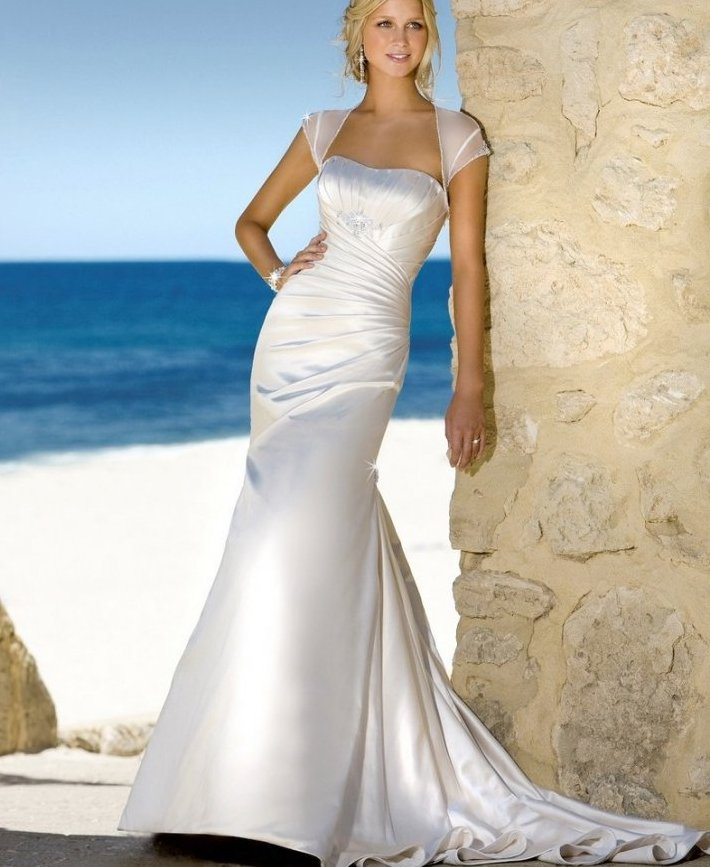 25ach wedding dresses for over 50