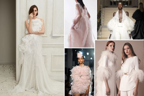 hbz wedding dress trends 2019 4 new