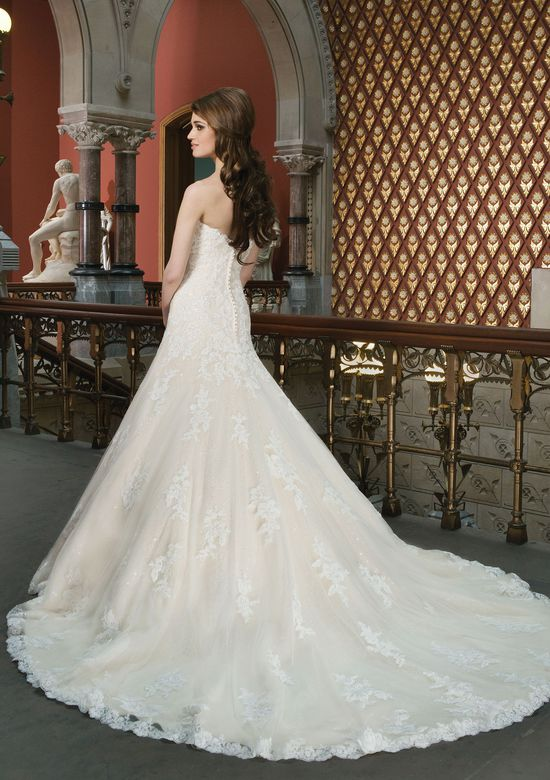 A Line Bridal Dress Beautiful Stil 8701 Beaded Lace Sequin Lined A Line Bridal Gown