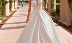 22 Inspirational A Line Bridal Gown