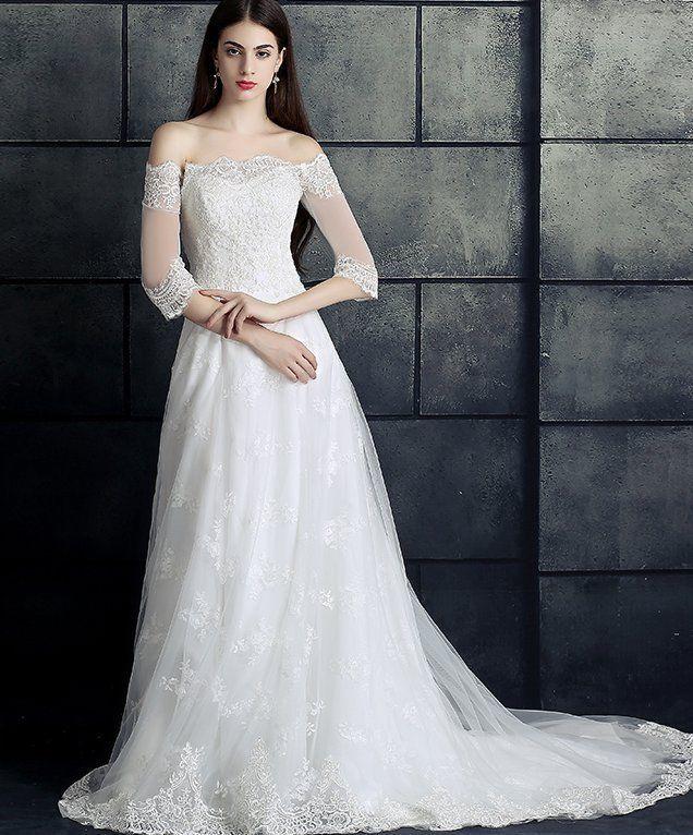A Line Princess Wedding Dresses Lovely Lace Wedding Dress Any Plus Size Custom A Line Bohemian