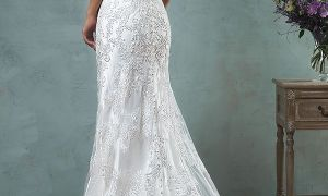 24 Lovely Afforable Wedding Gowns