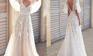 27 Inspirational Affordable Beach Wedding Dresses