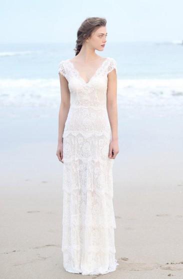 Affordable Bohemian Wedding Dress Elegant Cheap Bridal Dress Affordable Wedding Gown