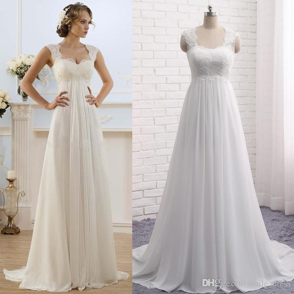 Affordable Maternity Wedding Dresses Fresh Discount Cheap Summer Beach Maternity Wedding Dresses A Line Sweetheart Lace Beads Empire Waist Pregnant Bridal Gowns Bohemian Beach Wedding Dress