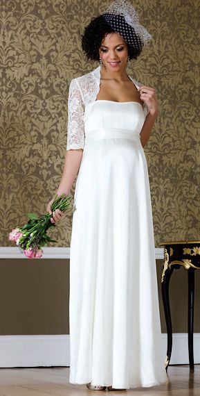Affordable Maternity Wedding Dresses Unique This Ella Maternity Wedding Gown is Great Choice as It is