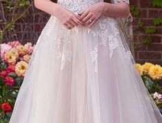 30 Inspirational Affordable Wedding Dress Designers