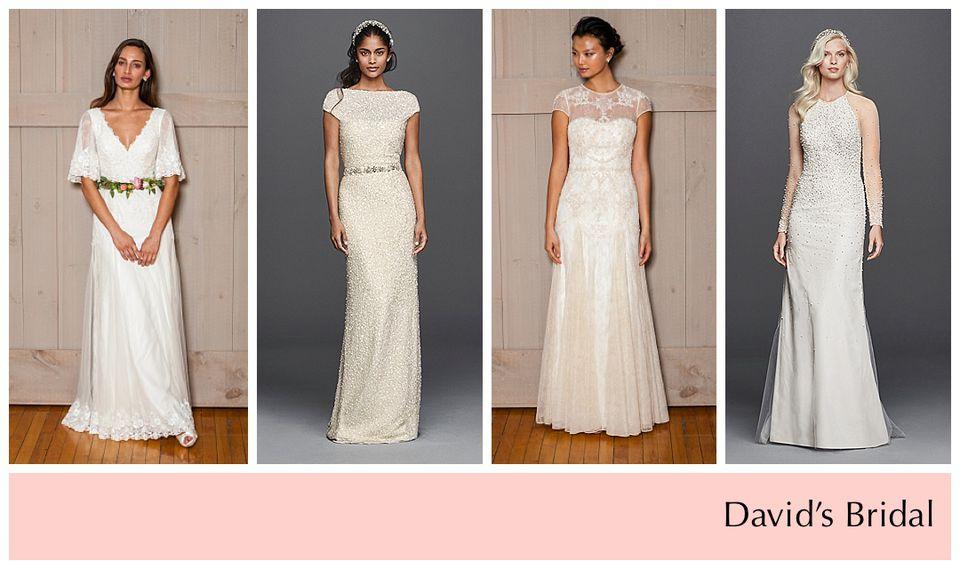 Affordable Wedding Dress Designers List Beautiful Affordable Wedding Dress Designers Under $2 000