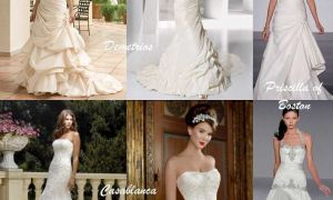 26 Beautiful Affordable Wedding Dresses atlanta