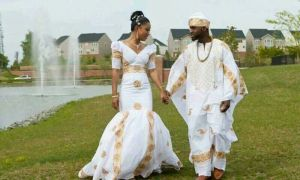 21 New Afrocentric Wedding Dresses