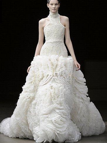 Alexander Mcqueen Wedding Dresses New Pinterest