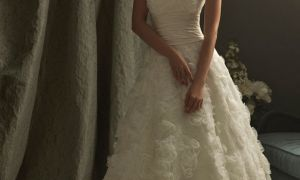 25 Lovely Allure Couture Wedding Dresses
