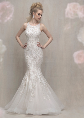 Allure Couture C460 2 Designer Wedding Dresses I Do I Do Bridal Studio New York New Jersey