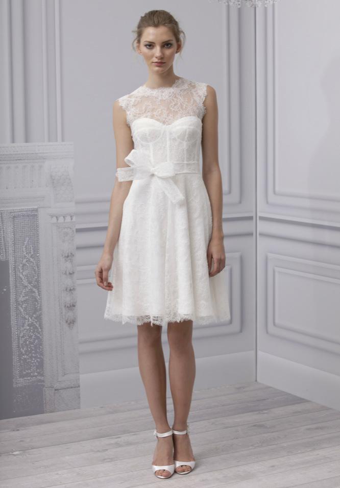 non traditional wedding dresses short