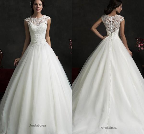 Amelia Sposa 2016 Wedding Dresses Inspirational Koz1