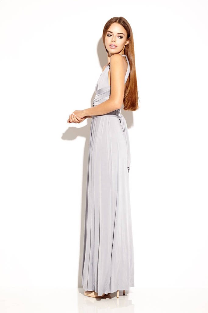 original made to order multiway maxi dress