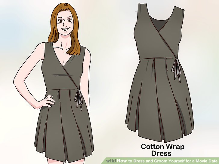 aid v4 728px Dress and Groom Yourself for a Movie Date Step 6