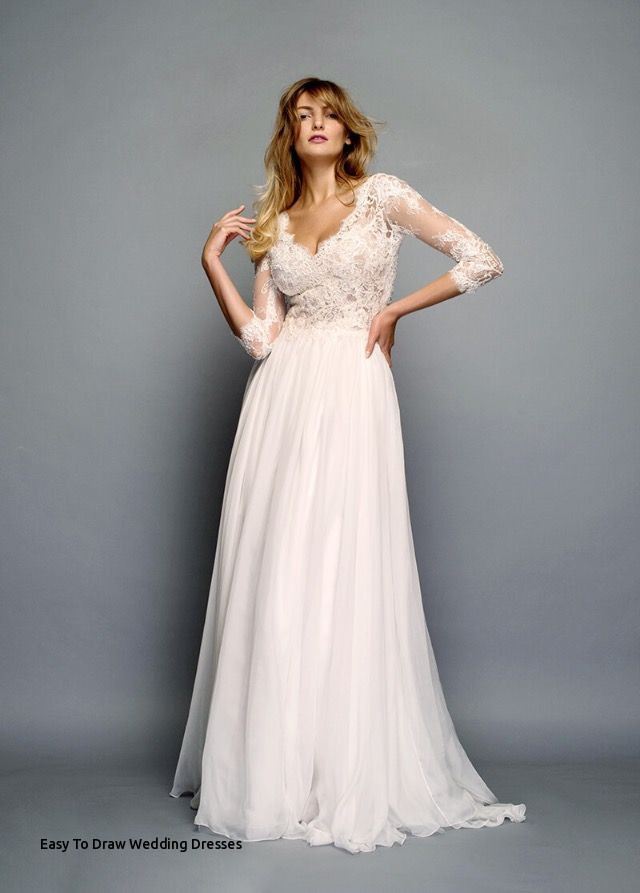 the best wedding dresses awesome how to draw dresses fresh easy to draw wedding dresses i pinimg