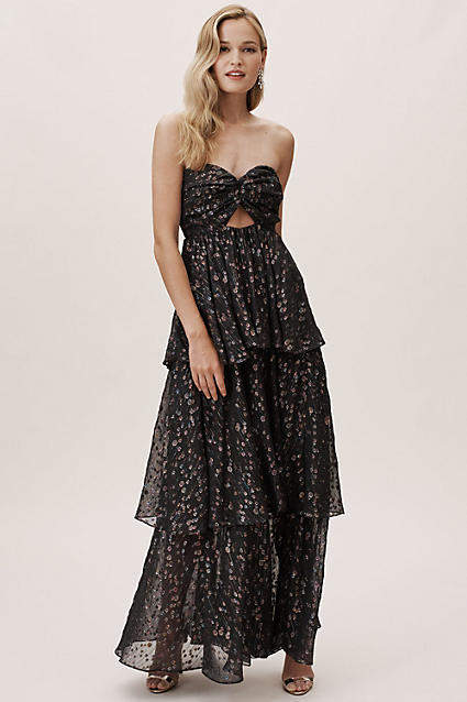 Anthropologie Brianna Wedding Guest Dress