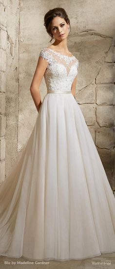 0e2cdeb8aed084b1433c5319d2d29c13 wedding dresses tulle wedding