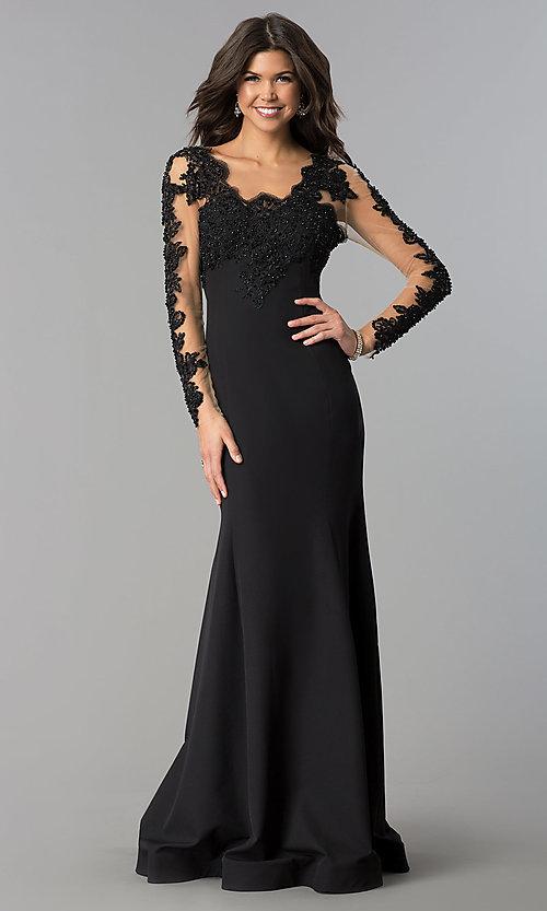 black dress OD 4618 e