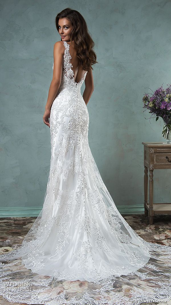 wedding gown lace back elegant amelia sposa wedding dress cost awesome i pinimg 1200x 89 0d 05 890d