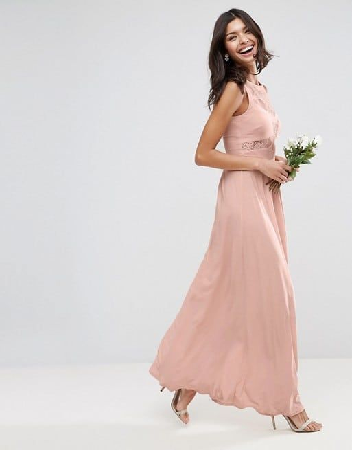 Asos Dresses for Wedding New Rose Gold Bridesmaid Dress Blush Wedding Ideas