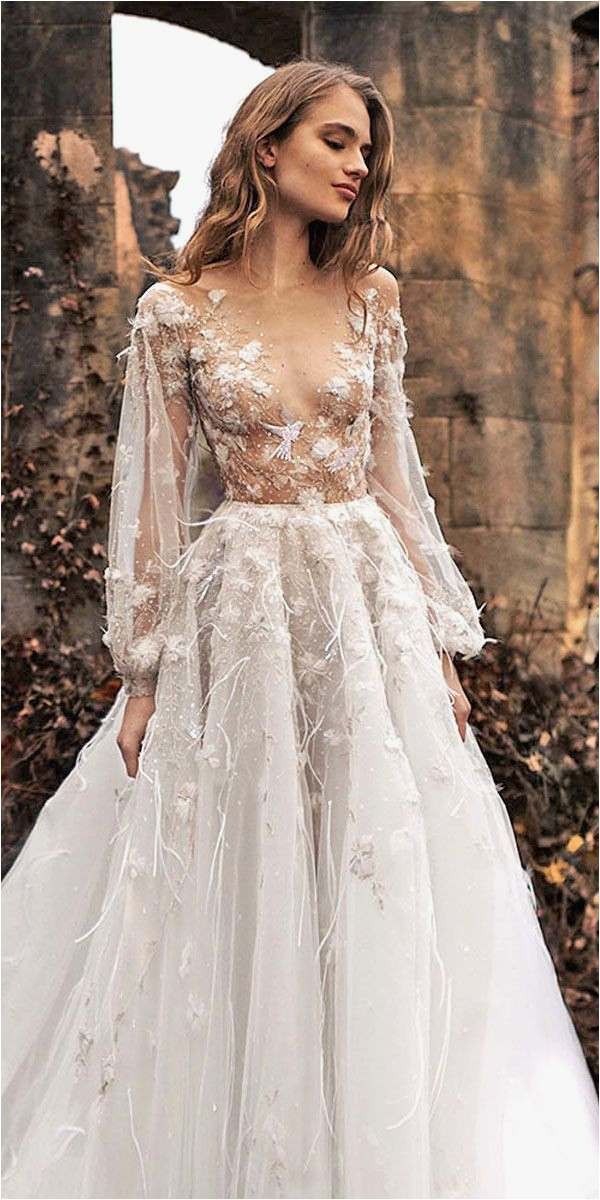 Autumnal Wedding Dresses Fresh Fall Wedding Gowns with Sleeves Lovely 3144 Best Wedding