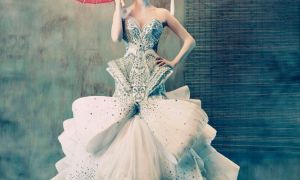 30 Unique Avant Garde Wedding Dresses