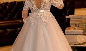30 Awesome Baby Wedding Dresses