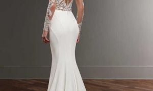 20 New Backless Wedding Dresses Designer