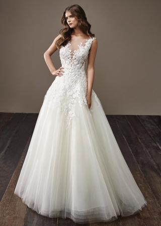 Badgley Mischka Betsy 2 Badgley Mischka Collection Badgley Mischka Belle Designer Wedding Dresses I Do I Do Bridal Studio New York New Jersey