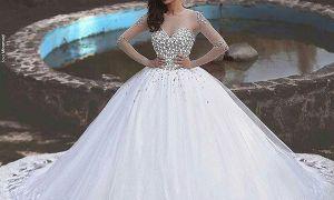 29 Luxury Ball Gown Wedding Dresses 2016