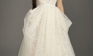 26 Luxury Ball Gown Wedding Dresses with Straps