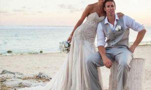 29 Luxury Beach theme Wedding Dresses