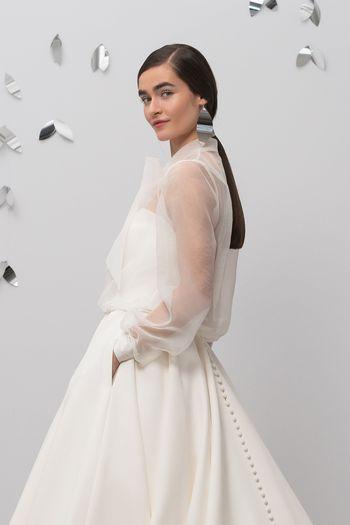 Beholden Bridesmaid Dresses Best Of Wedding Dress topper Long Sleeve