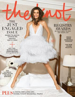 Belks Dresses for Wedding Guest Unique the Knot Winter 2018 by the Knot issuu