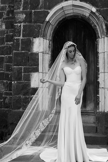 Bespoke Wedding Dresses Awesome Montsalvat Photoshoot by Karen Willis Holmes Pictured the