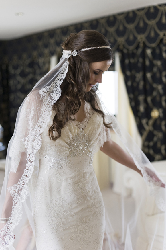 Bespoke Wedding Dresses Fresh A Vintage Look Elie Saab Wedding Dress for A Channel