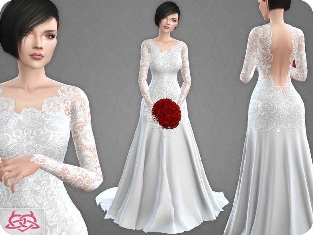 Best Undergarments for Wedding Dresses Fresh Sims 4 Cc S the Best Wedding Dress 10 original Mesh by