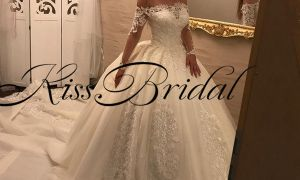 29 Luxury Bigger Girl Wedding Dresses