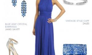 30 Lovely Blue Gowns for Wedding