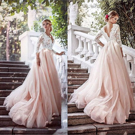 blush colored wedding gowns awesome blush pink wedding dress pink wedding dress blush wedding dress